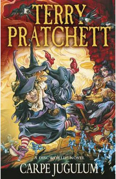 carpe jugulum terry pratchett